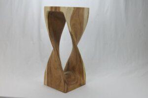 Holzhocker Modell 7