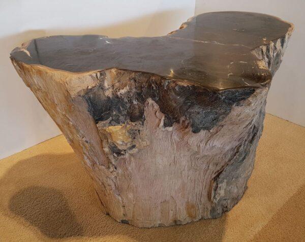Tavoli laterali legno pietrificato 24011