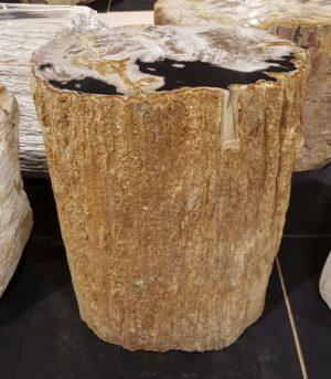 Tavoli laterali legno pietrificato 30025