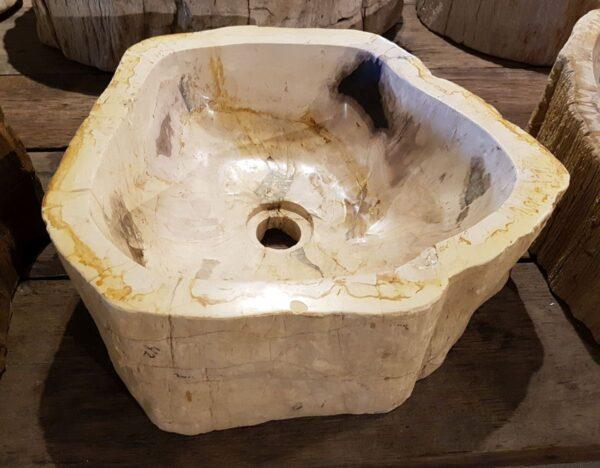 Lavabi legno pietrificato 31230