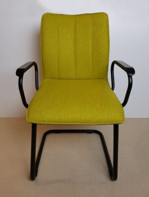 Dining room chair Amelia met arm