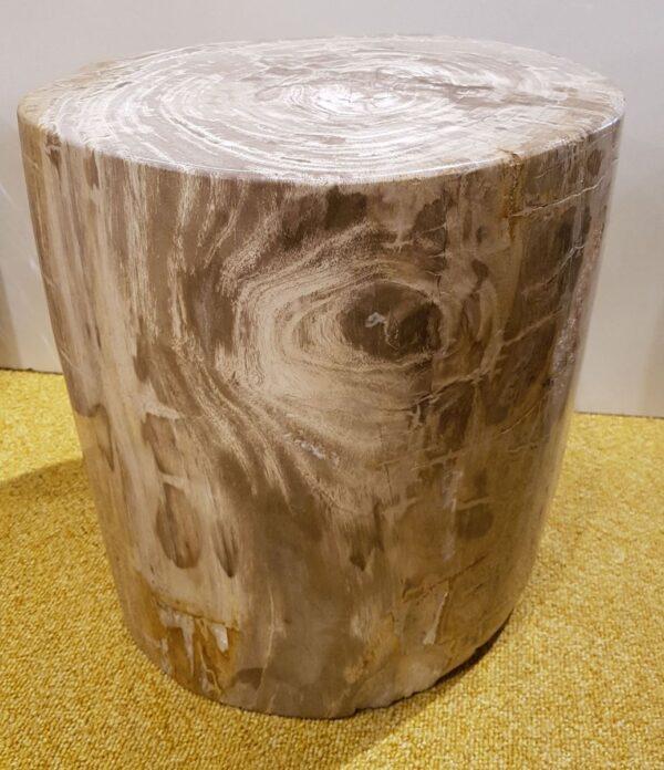 Beistelltisch versteinertes Holz 27529