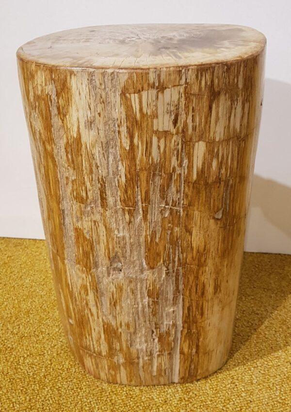 Beistelltisch versteinertes Holz 27533