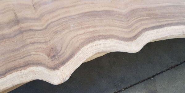 Tree slab table suar 21525