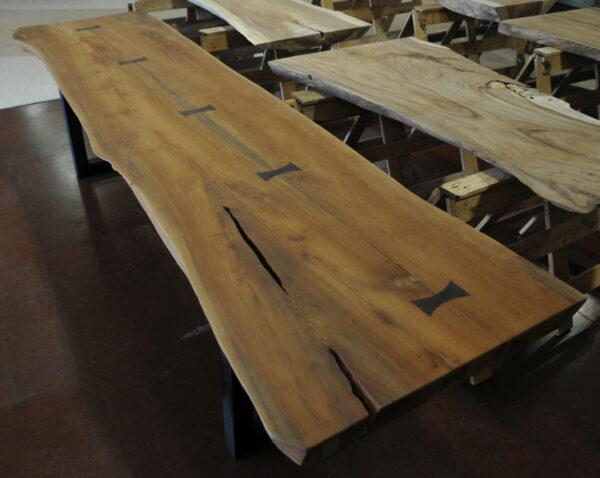 Tavolo tronco suar 8220