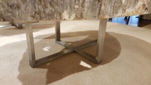 Crossframe stainless steel