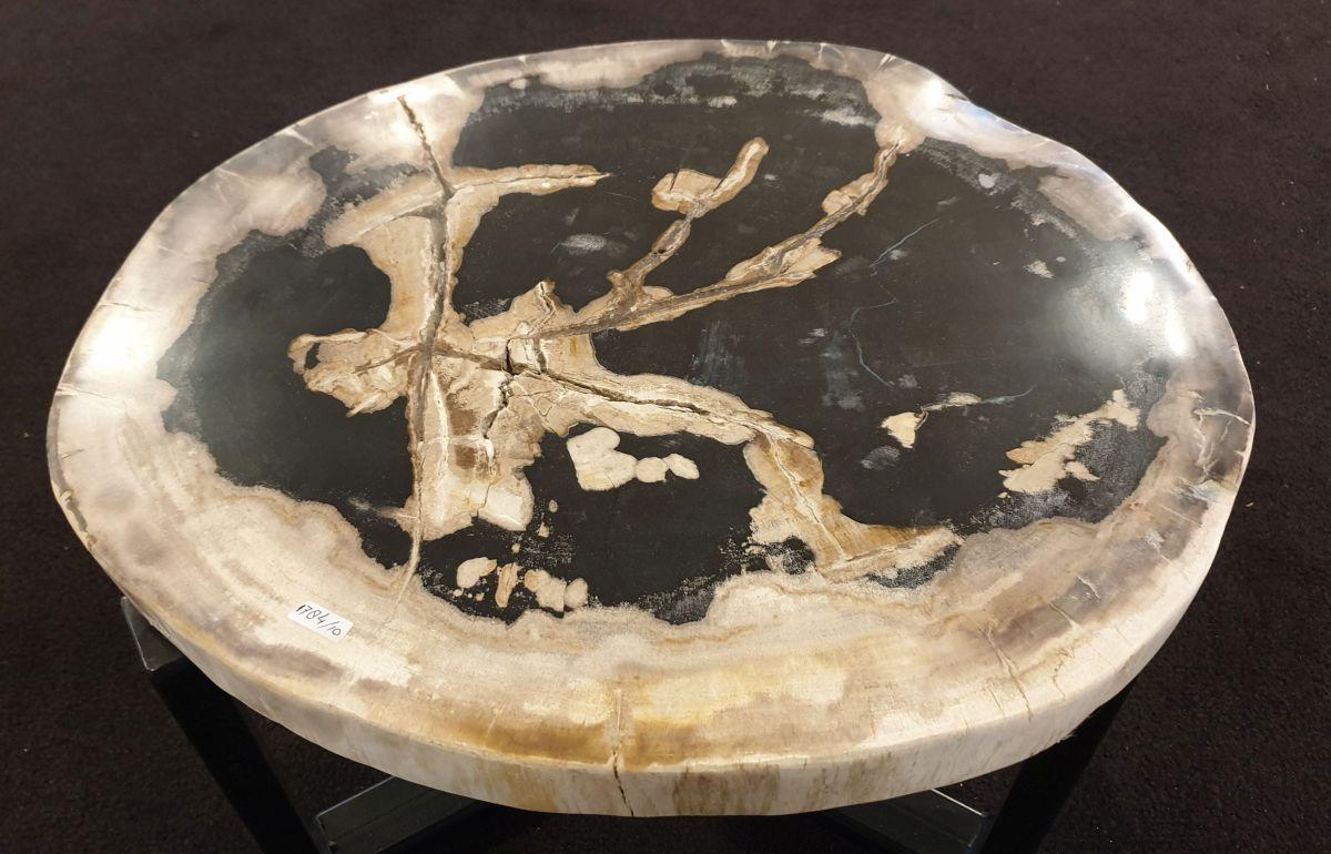 Coffee table petrified wood 32422