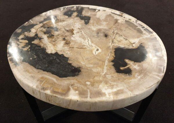 Couchtisch versteinertes Holz 32429
