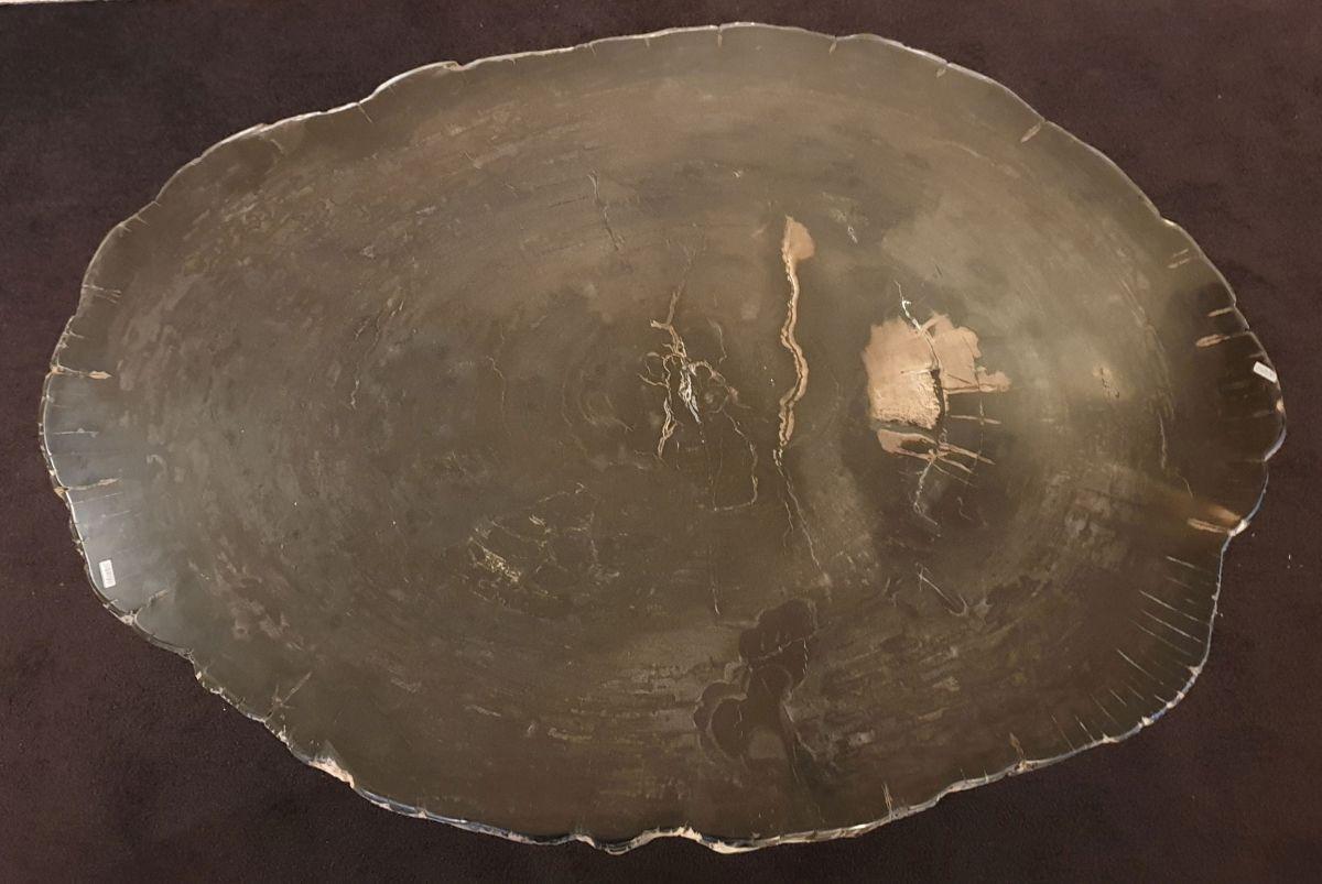 Table basse bois pétrifié 32340