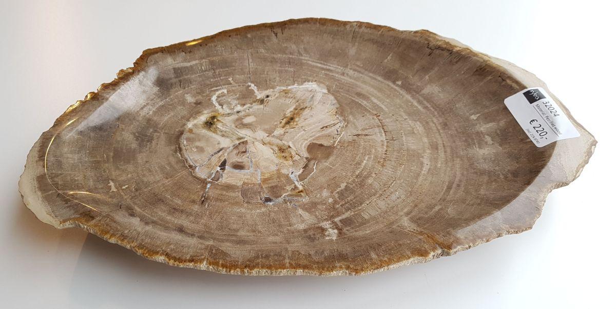 Bol madera petrificada 32024