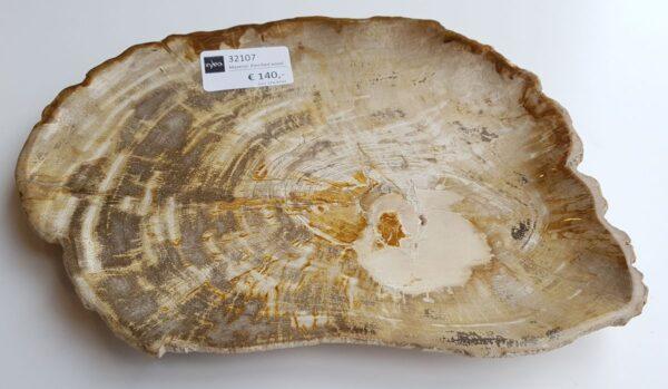 Bord versteend hout 32107