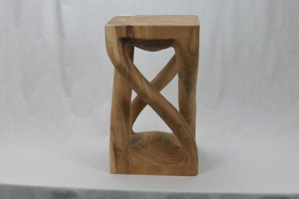 Houten krukje model 5