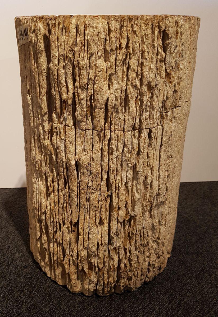 Beistelltisch versteinertes Holz 32586