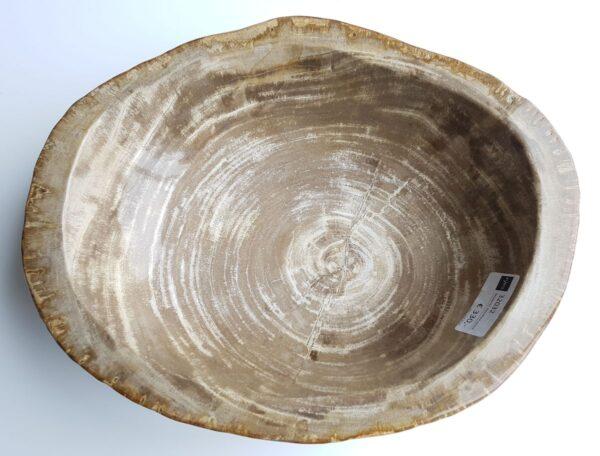 Boule bois pétrifié 32032