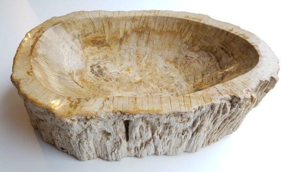 Bol madera petrificada 27567