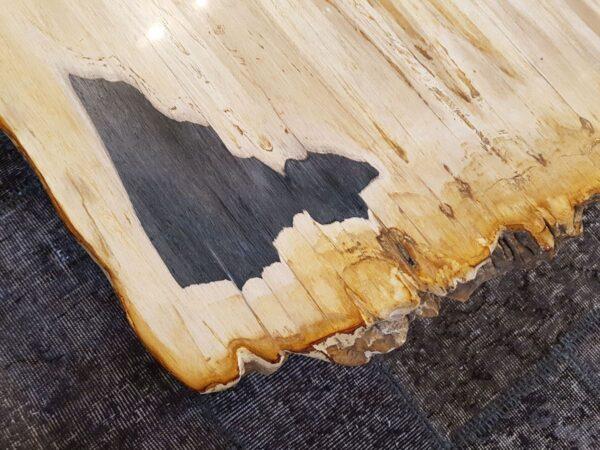 Salontafel versteend hout 28397