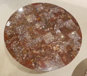 Salontafel versteend hout 28578