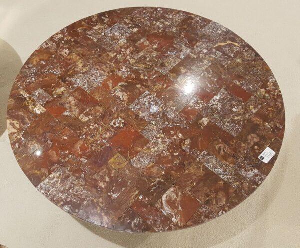 Salontafel versteend hout 28580