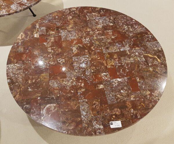 Table basse bois pétrifié 28580