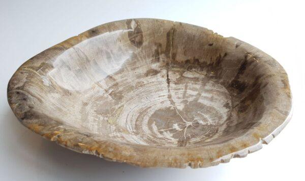 Boule bois pétrifié 33041
