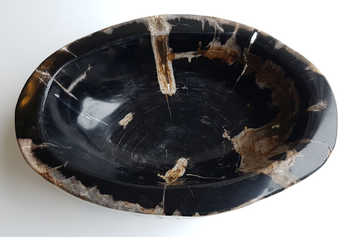 Bol madera petrificada 33061