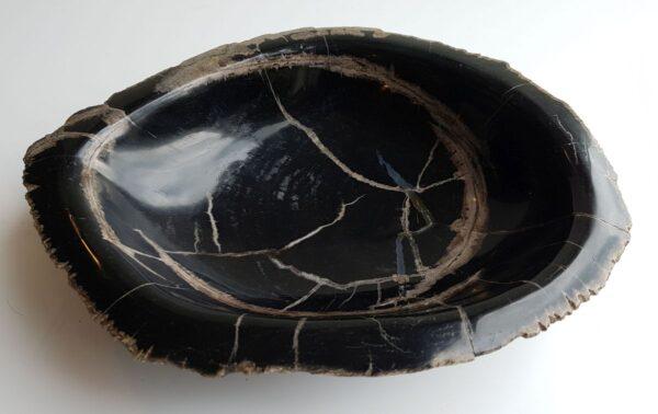 Bowl petrified wood 33261