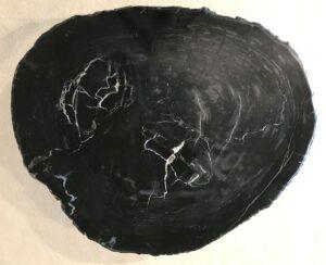 Salontafel versteend hout 33215