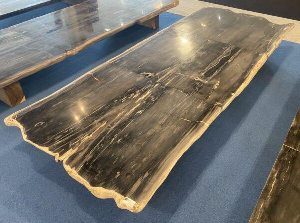 Mesa madera petrificada 33247