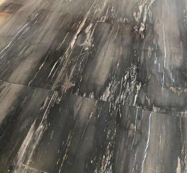 Mesa madera petrificada 33252