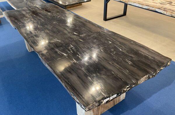Table top petrified wood 33255