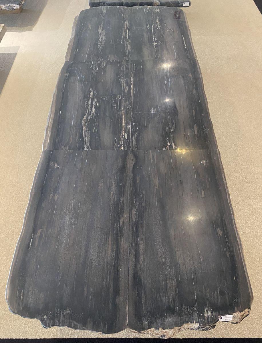Tafelblad versteend hout 33252