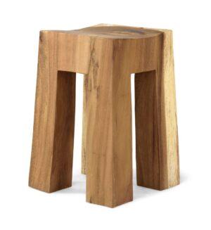 Tabouret en bois modèle 1