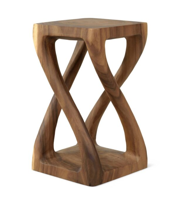 Taburete de madera modelo 5