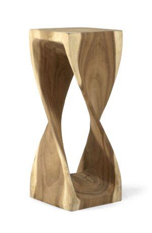 Taburete de madera modelo 7