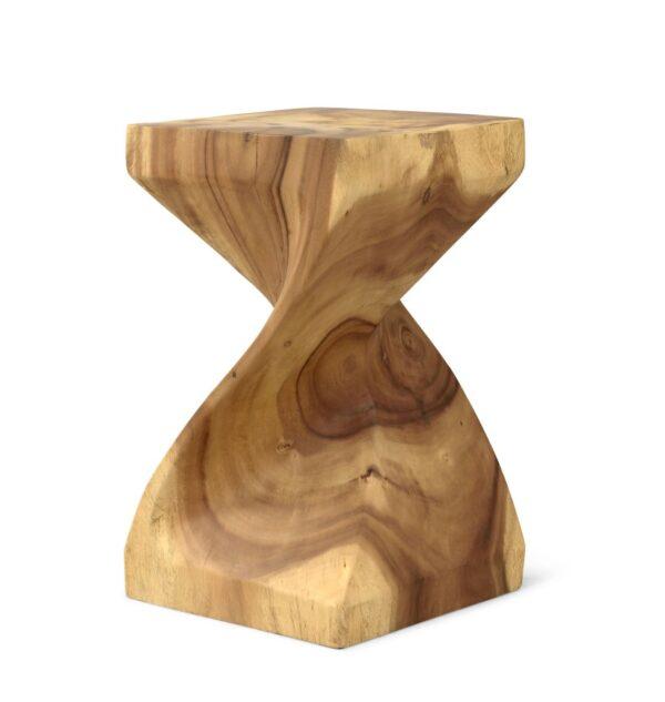Wooden stool model 2