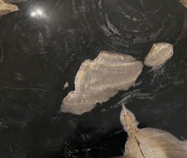 Couchtisch versteinertes Holz 34239