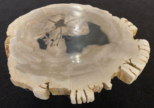 Mesa de centro madera petrificada 34386c