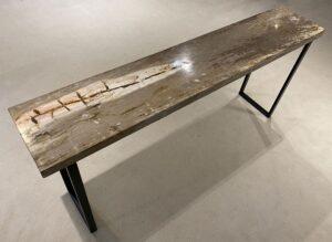 Konsole versteinertes Holz 34130