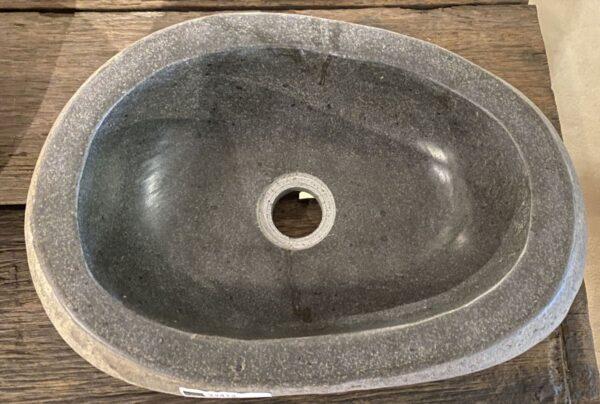 Lavabo madera petrificada 34414