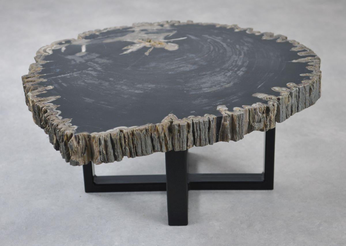 Coffee table petrified wood 35147