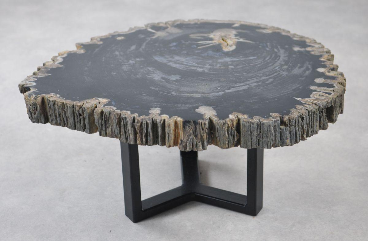 Coffee table petrified wood 35150