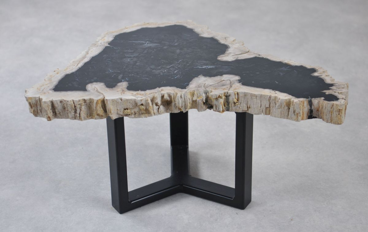 Coffee table petrified wood 35217