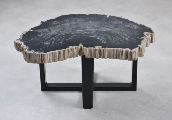 Coffee table petrified wood 35244