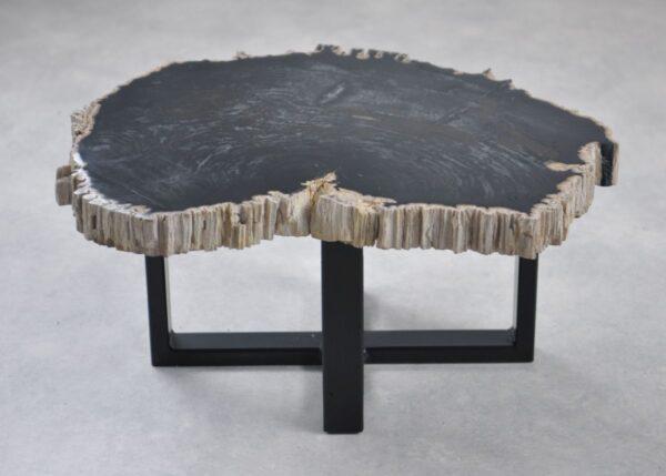 Coffee table petrified wood 35249