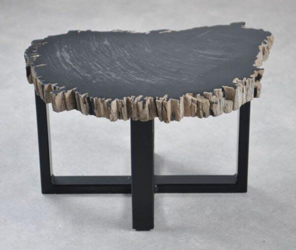 Coffee table petrified wood 35252