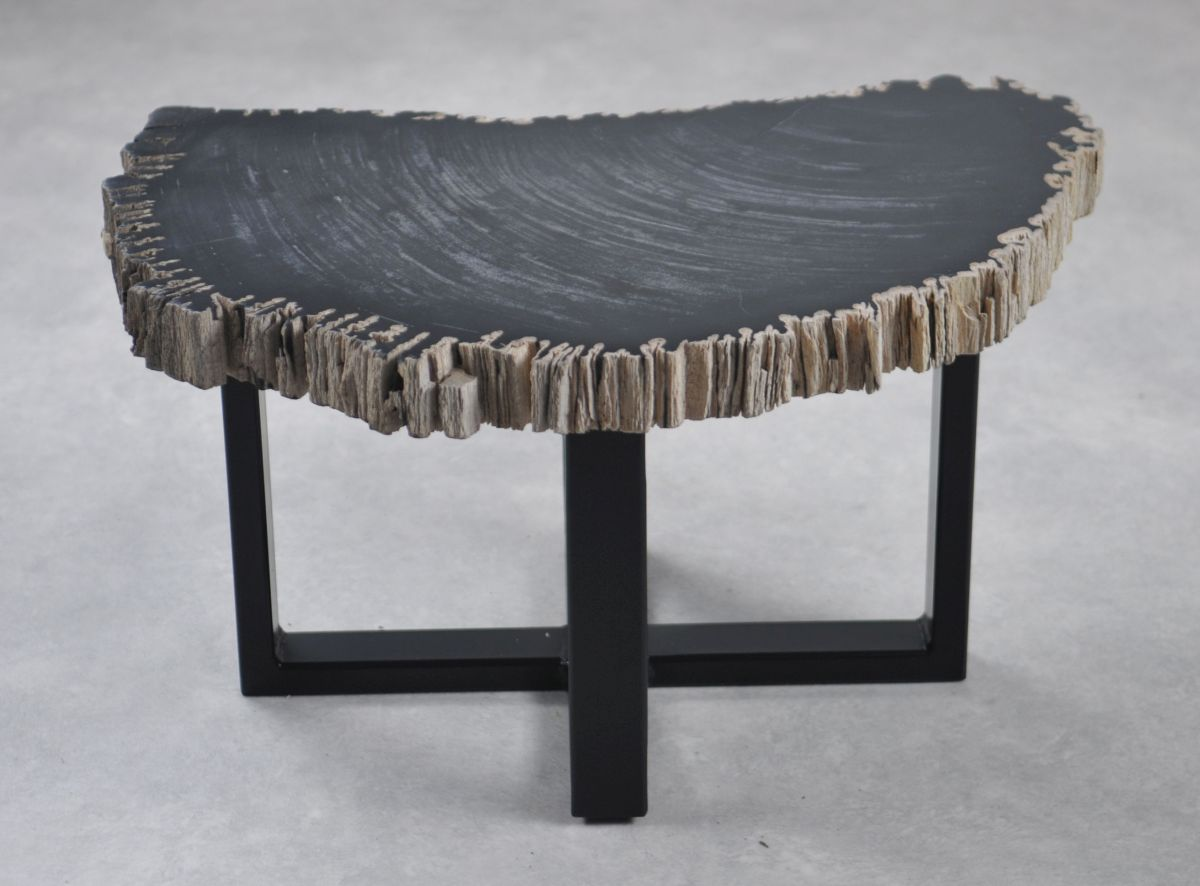 Coffee table petrified wood 35260