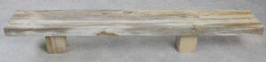 Consoletafel versteend hout 35114