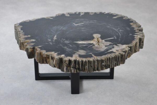 Couchtisch versteinertes Holz 35137