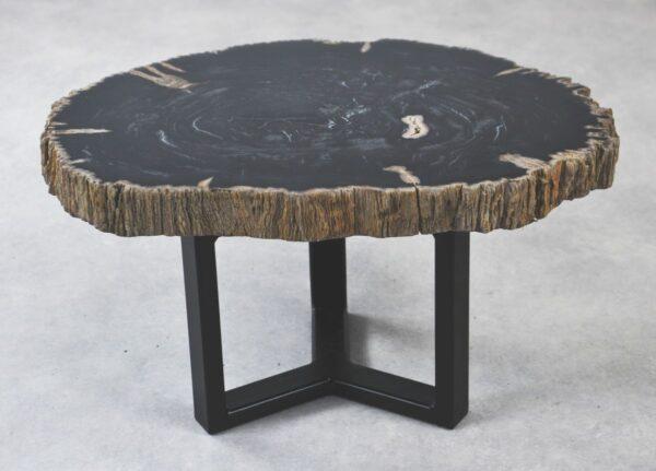 Couchtisch versteinertes Holz 35220