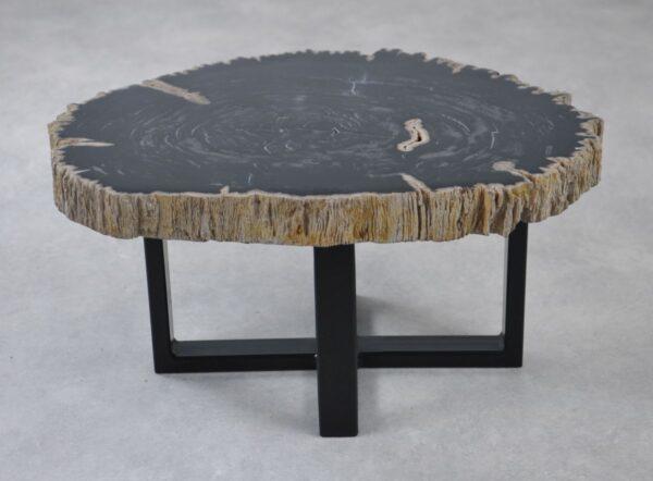 Couchtisch versteinertes Holz 35222